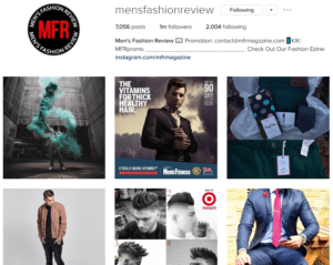 menfashionreview instagram fashion tips clothes