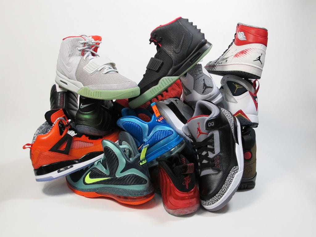 The Sneaker Report   9 pictures From  Theultimatesneakershow That Will Turn You Into A Sneakerhead