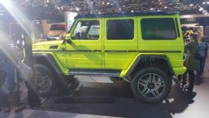 mercedes-benz g wagon big jeep