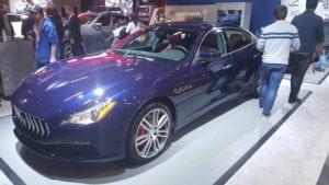 luxury car german motor