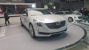 salon de l'auto cadillac luxury car