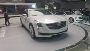 salon de l'auto cadillac luxury car