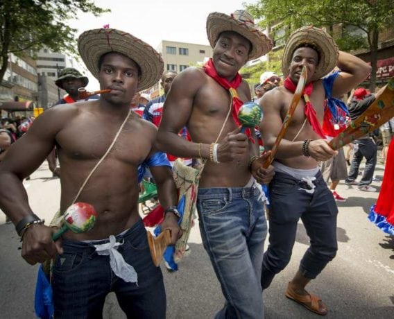 haitian in montreal haiti canada caribbean