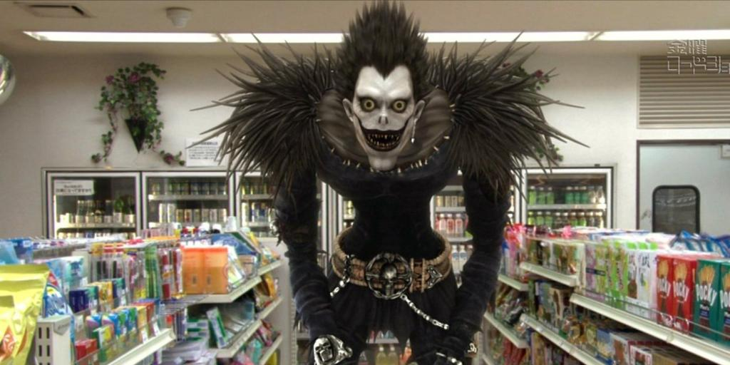 death god ryuk apple manga