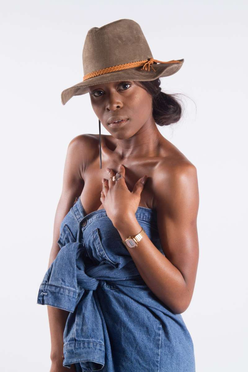 damali gordon fashion enthusiast sexy black woman