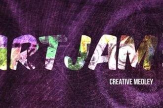 art jam event in montreal
