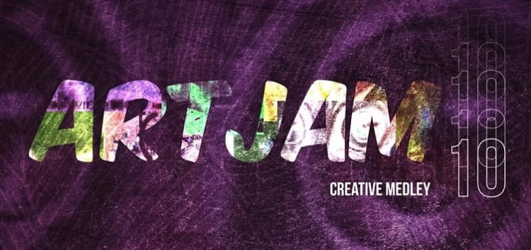 art jam event in montreal
