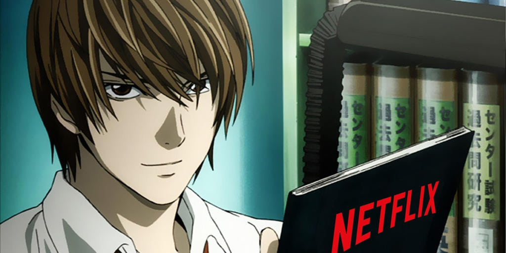 Death Note The Movie Is The New Netflix And Chill For Anime Fans