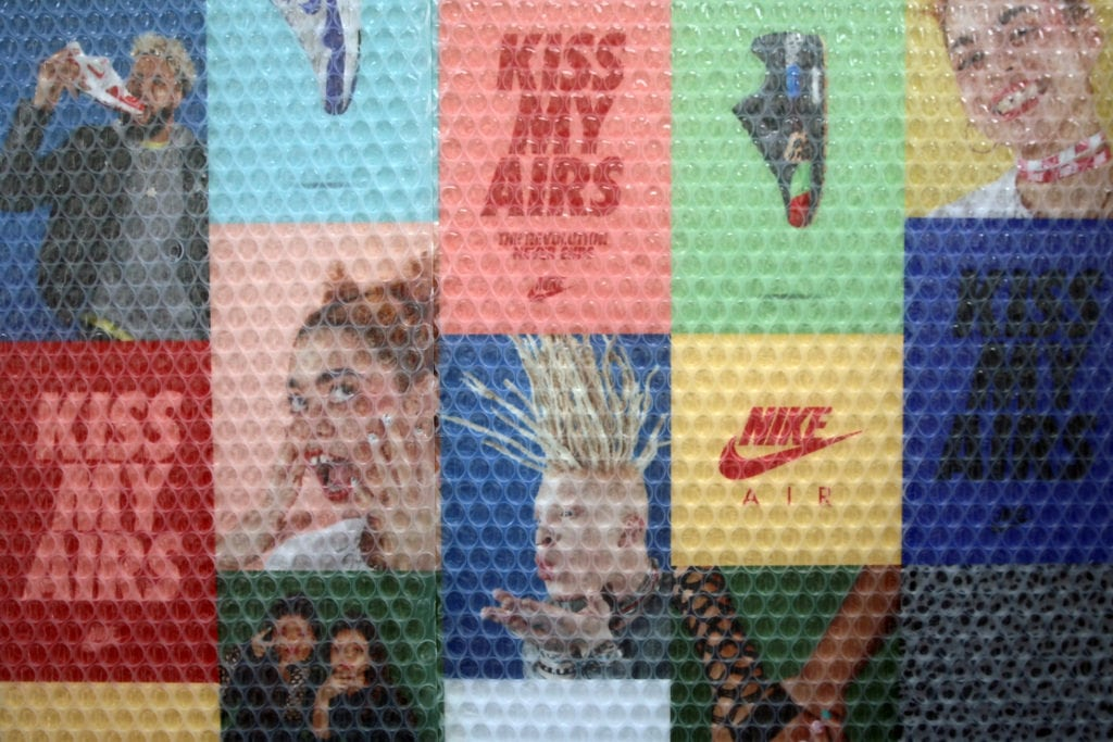 The Nike Air Max Bus   A Museum To Rediscover The Air Max Like Never Before
