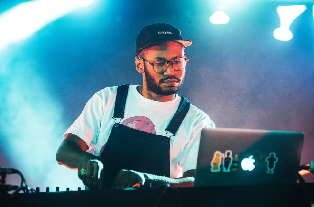 kaytranada montreal producer 99,9% album the celestics