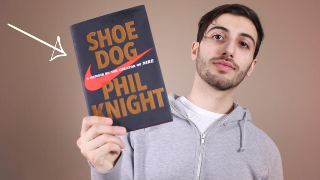 SHOE DOG PHIL KNIGHT NIKE