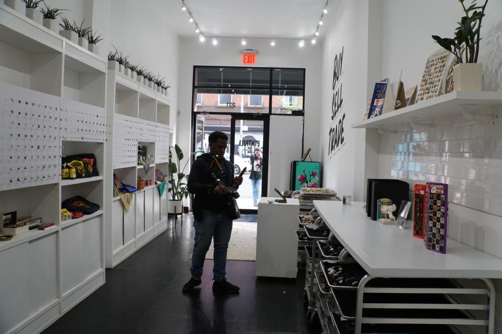 231 grand st brooklyn flagship store pins marcus troy