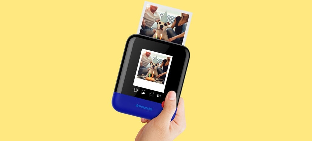 Capture Your Favorite Summer Moments With This Upcoming Polaroid Instant Digital Camera