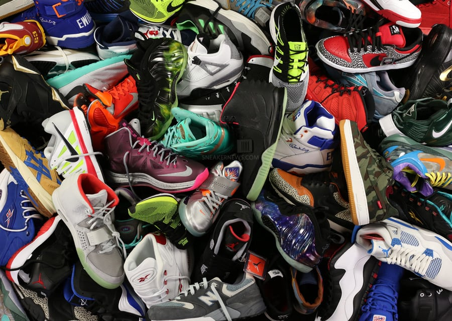 The Sneaker Report  5 Sneakers To Own To Be On Top Of Your Game This Summer