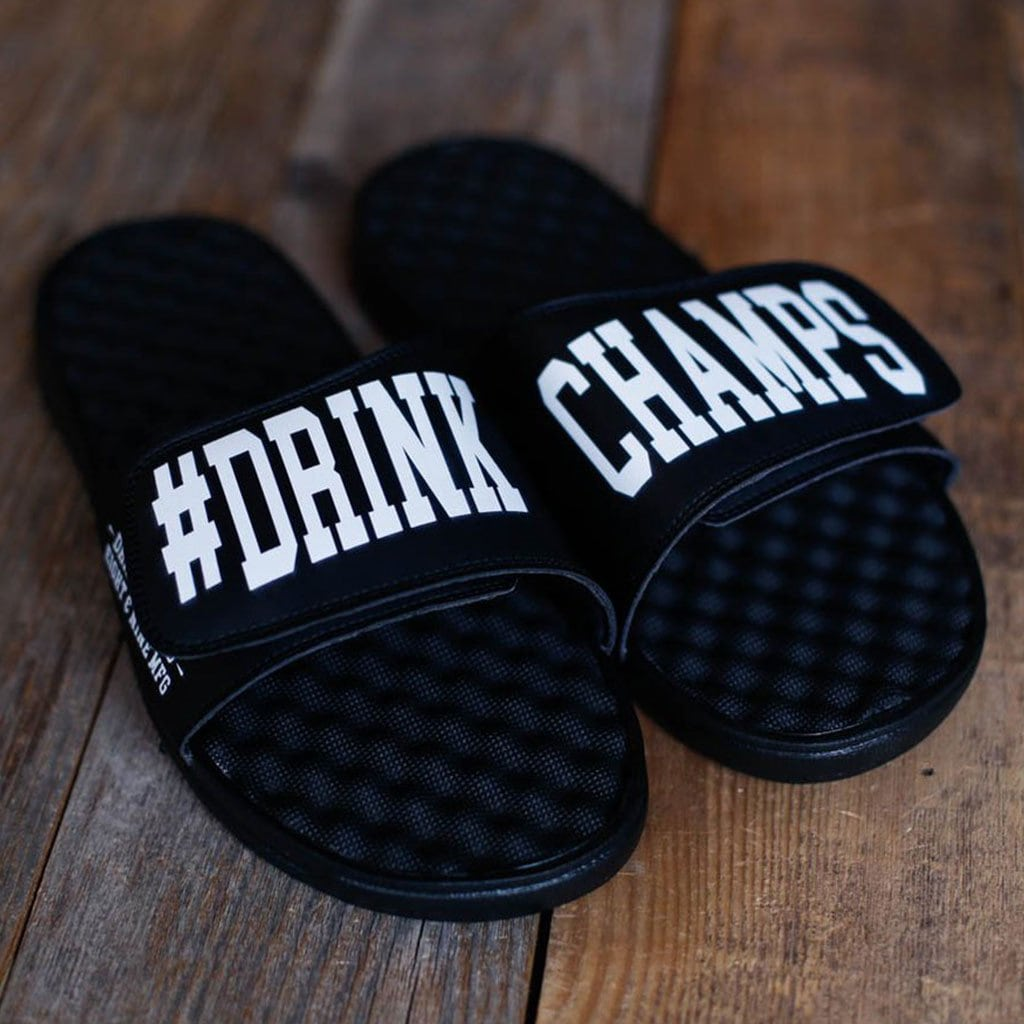 8and9 drink champs n.o.r.e stylish flip flops