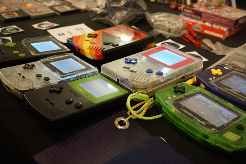 retro video games, game boy, quebec, montreal, video games convention