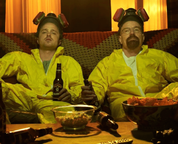 A VIRTUAL REALITY BREAKING BAD WALTER WHITE AMC VINCE GALLIGAN