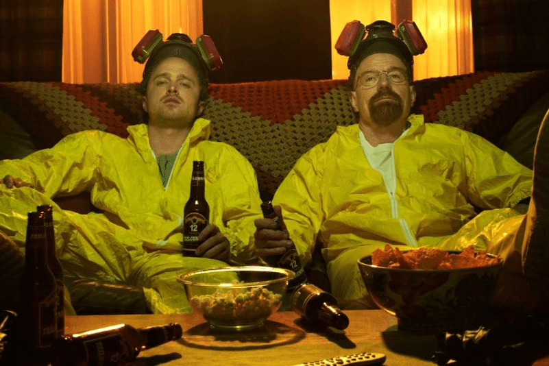 What If You Could Bring Back Breaking Bad In A Virtual Reality