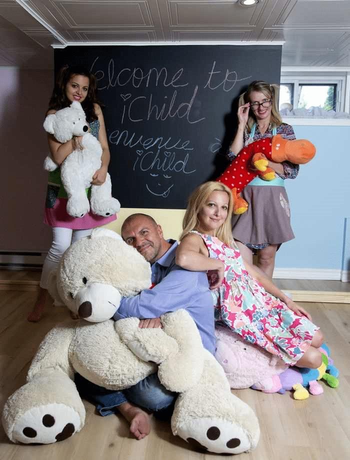 james turner ichild daycare for adults childhood