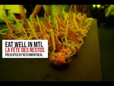 10 top restaurants in Montreal restomontreal la fete des restos