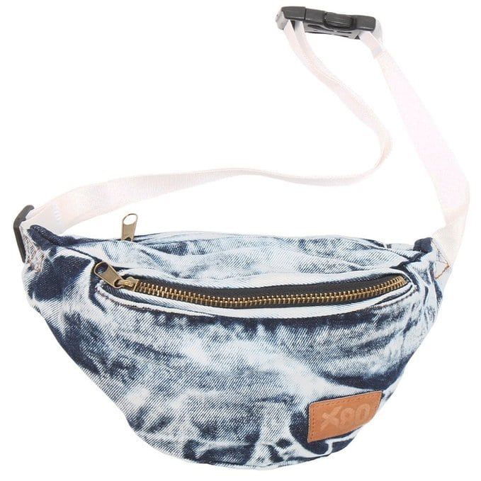vintage acid wash fanny pack cool fanny pack for guys