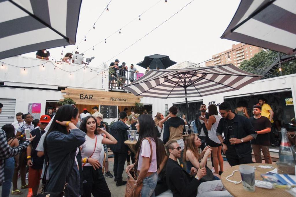mural festival hennessy fido vice vip experience montreal