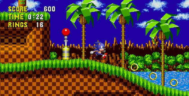 sonic the hedgehog classic video games montreal