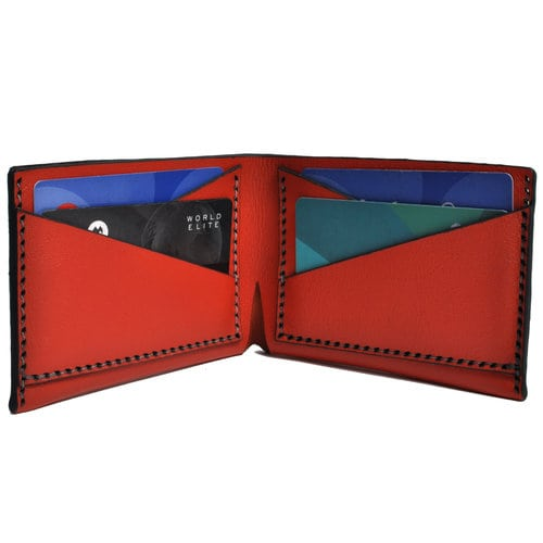 lajoie summerville tangerine stylish wallets for men, fashion accessories