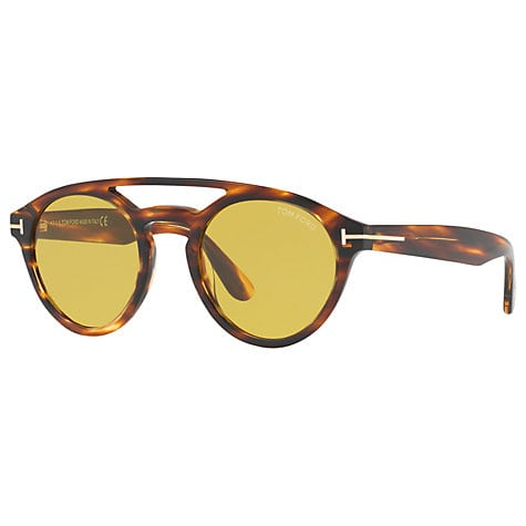 saks fifth avenue store tom ford 50 mm clint round glasses montreal