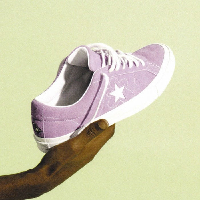 converse one star, tyler the creator, montreal, montrealgotstyle. fly kicks, kicks on fire
