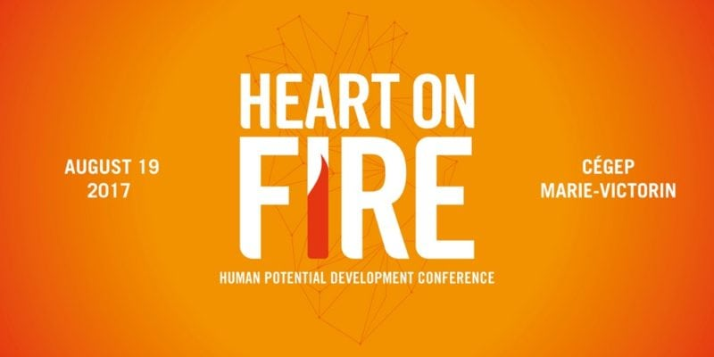 Unleash The Better You At The Heart On Fire Conference In Montreal