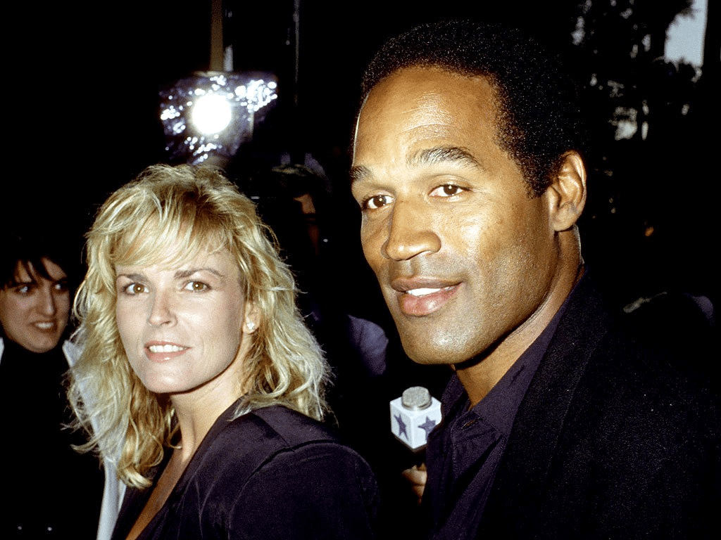 OJ SIMPSON, NICOLE BROWN SIMPSON, IF I DID IT