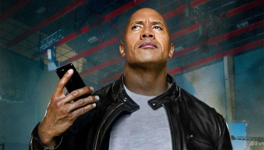 Let Dwayne Johnson Show You All The Siri Secrets In This New Movie