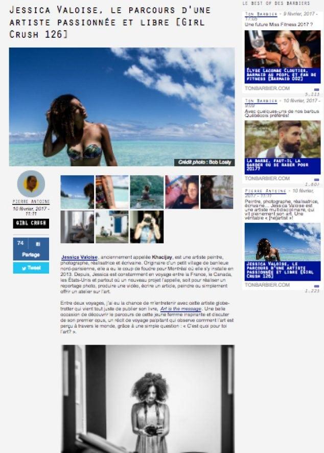 ton barbier, obxmedia, montreal, mtl blog, mtl blurb