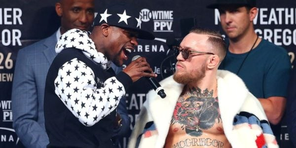 floyd mayweather, conor mcgregor, irish man, professional boxer, montreal, ufc, hbo boxing