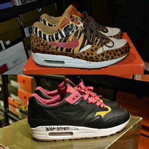 sneak peak mtl, montreal sneakers, montreal sneaker shop, oth boutique, la plaza hotel, montreal lifestyle