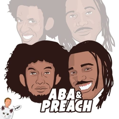 aba and preach, juste pour rie, vloggers, youtubers, social media influencers, comedy skits