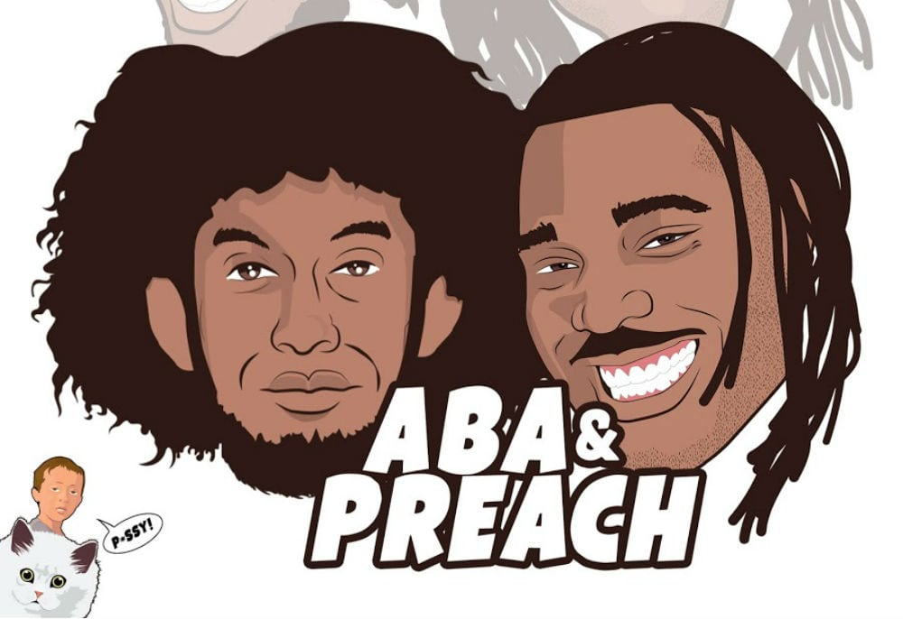 aba and preach, comedians, juste pour rire, just for laughs, youtube vlogs,
