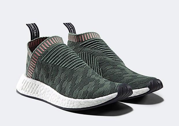 sneaker news, adidas nmd cs2 green, adidas shoes, adidas sneakers, montreal sneakers, adidas sportswear
