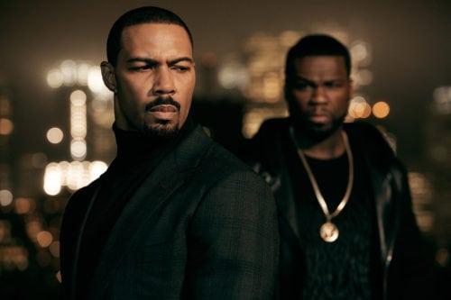 kanan, 50 cent power, ghost, james st-patrick, gangster tv show