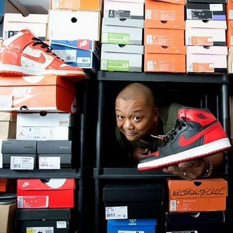 sneaker convention, buy sneakers, montreal convention, montreal events, le plaza hotel, sneak peak mtl