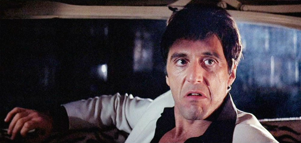 What If Tony Montana Was Actually The Biggest Hater Ever