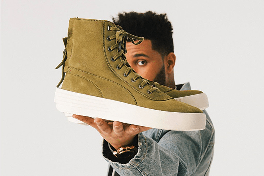 The Weeknd Will Be 8220 The King Of The Fall 8221 With His New Puma Collab
