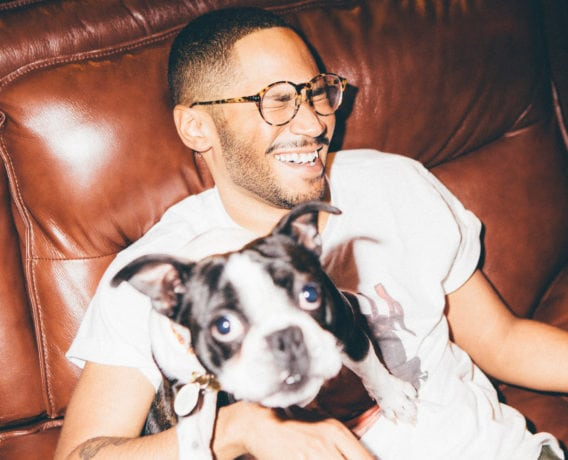 kautranada, 99.9% album, kaytranada songs, montreal producer, high klassified