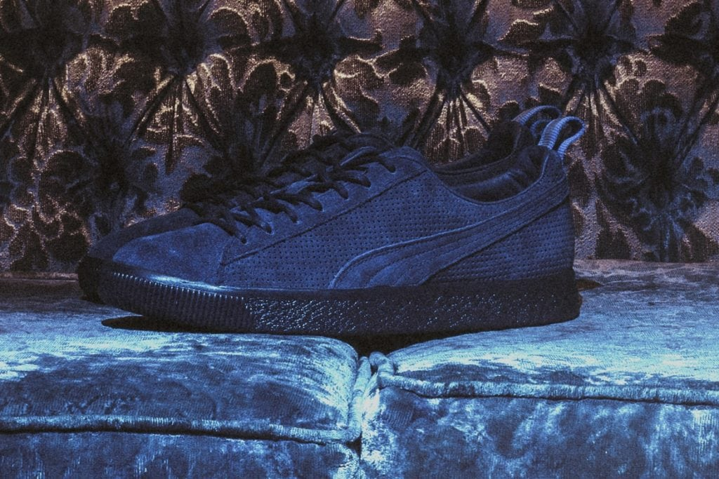 Off The Hook Boutique Just Released Their Own Spin Of The Puma Clyde And It  8217 s Fire