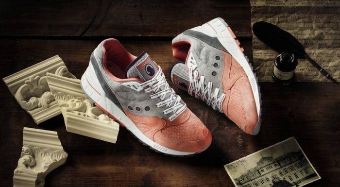 saucony, exclusive sneakers, kicks, sneaker report, sneaker news, complex, montreal sneakers