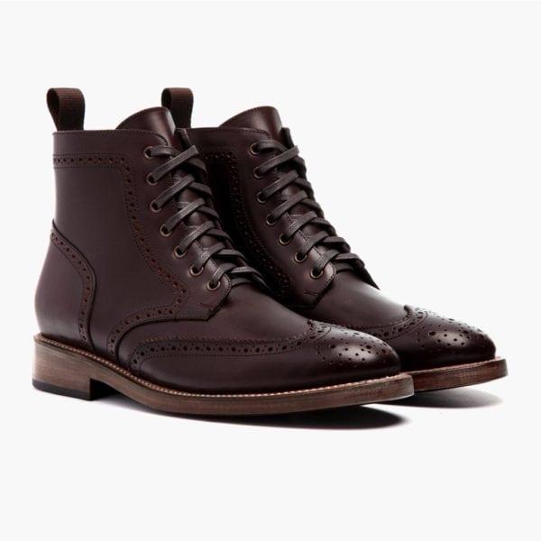 wingtip boot, fashion autumn, chukka