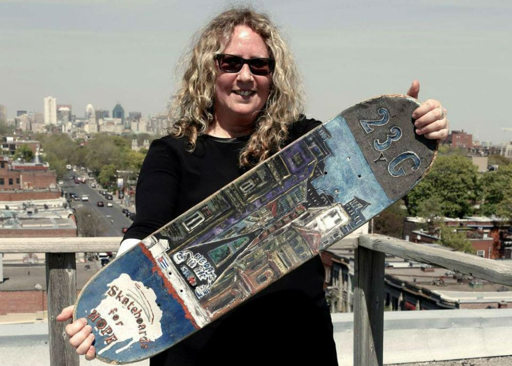 Learn How Betty Esperanza Is Making The World A Better Place One Skate Deck At A Time