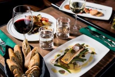 dinner in paris, paris restaurants, restaurants in montreal, montreal culture, griffintown, montreal good food