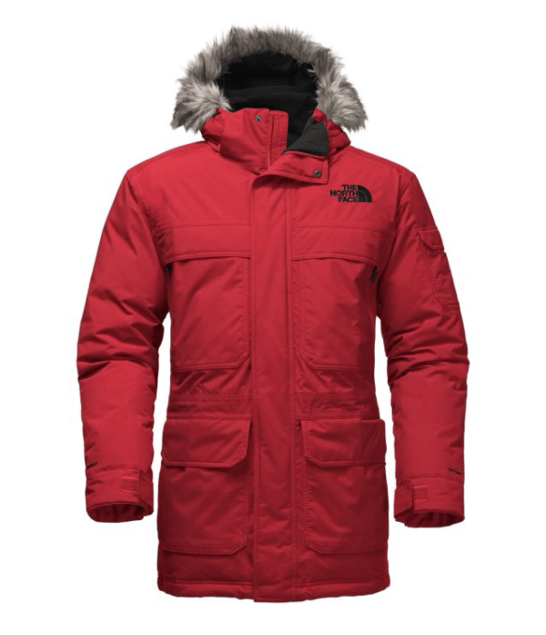 north face MCMURDO PARKA III, coats like canada goose, north face coat, winter coats, winter in montreal, fashion for the winter,
